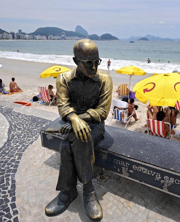 drummond statue